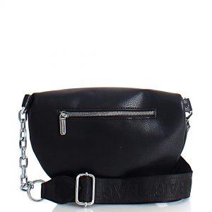 Τσαντάκι BAG TO BAG Γυναικείο μέσης JX-6165-Black