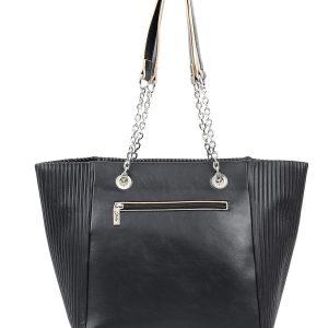 Doca τσάντα ώμου μαύρη 17308-Black