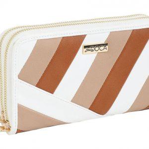 Doca γυναικείο πορτοφόλι άσπρο 66040-White