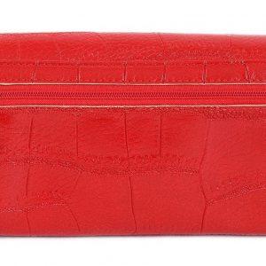 Doca γυναικείο πορτοφόλι κόκκινο 66046-Red