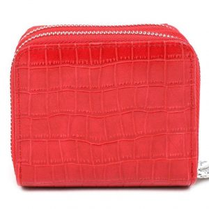 Doca γυναικείο πορτοφόλι κόκκινο 66094-Red