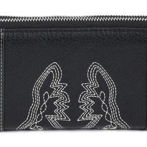 Doca γυναικείο πορτοφόλι μαύρο 65933-Black
