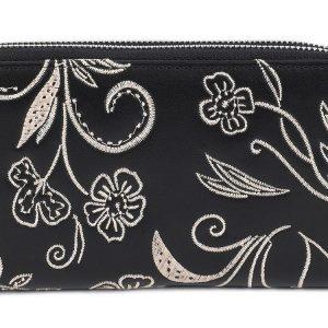 Doca γυναικείο πορτοφόλι μαύρο 65998-Black