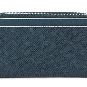 Doca γυναικείο πορτοφόλι μπλε 66019-Blue