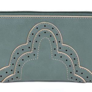 Doca γυναικείο πορτοφόλι πράσινο της μέντας 66026-Mint Green