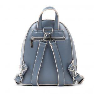 Doca σακίδιο πλάτης γυναικείο γαλάζια 17140-Light Blue