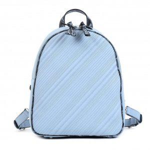 Doca σακίδιο πλάτης γυναικείο γαλάζιο 17486-Light Blue